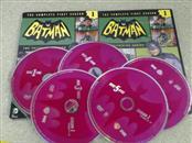 BATMAN THE TELEVISION SERIES SEASON 1 DVD SET